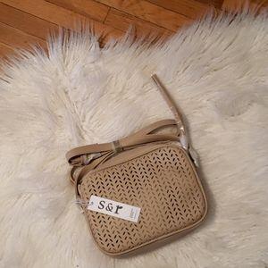 Summer & rose crossbody bag